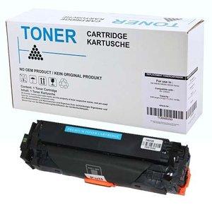 alternatief Toner voor Hp 312A Cf381A Pro 400 M476 cyan