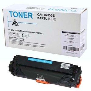 alternatief Toner voor Hp 312A Cf382A Pro 400 M476 geel