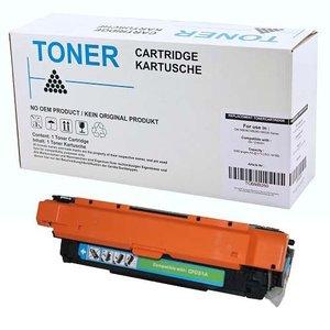 alternatief Toner voor Hp 646A Cf031A Cm4540 cyan