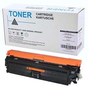 alternatief Toner voor Hp 650A Ce272A Cp5525 geel