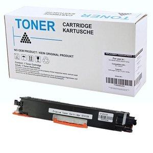 alternatief Toner voor Hp 126A Ce312A Laserjet Cp1025 geel Canon 729 Canon 729
