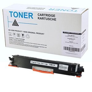alternatief Toner voor Hp 126A Ce313A Laserjet Cp1025 magenta Canon 729 M