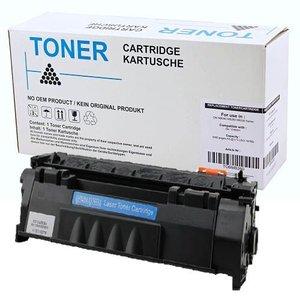 alternatief Toner compatibel voor Hp Color Laserjet 8500 8550 zwart