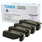 Set 4X alternatief Toner voor Dell C1660W