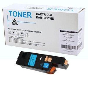 alternatief Toner voor Dell C1660W cyan