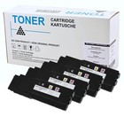 Set 4X alternatief Toner voor Dell C3760 C3765
