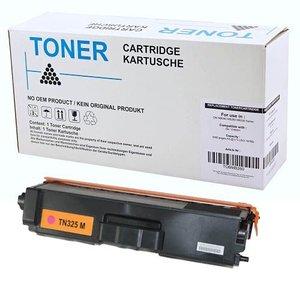 alternatief Toner voor Brother Tn325 magenta Hl4140Cn Dcp9055Cdn