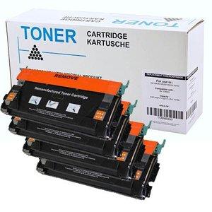 Set 4X alternatief Toner voor Lexmark C746 C748