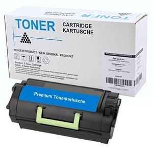 alternatief Toner voor Lexmark Mx310 Mx410 Mx510 Mx511 Mx610 Mx611