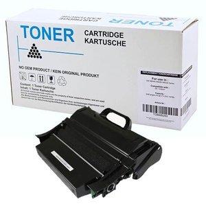 alternatief Toner voor Lexmark Optra T650 zwart