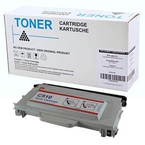 alternatief Toner voor Lexmark Optra C510 cyan