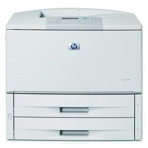 HP laserjet  9040 A3 zwart wit