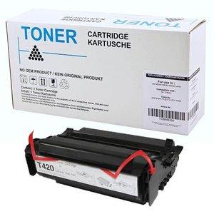 alternatief Toner voor Lexmark Optra T420