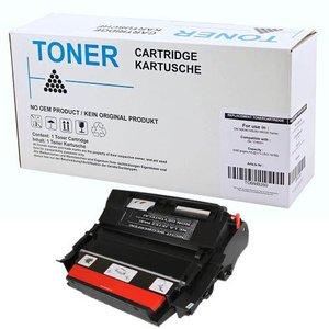 alternatief Toner voor Lexmark Optra T620 T622