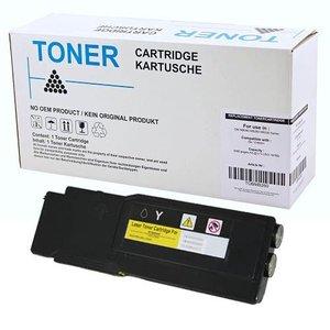 alternatief Toner voor Dell C2660 C2665 geel 4000 paginas