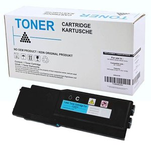alternatief Toner voor Dell C2660 C2665 cyan 4000 paginas