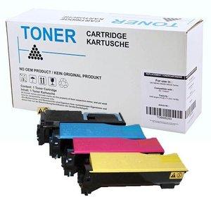 Set 4X alternatief Toner voor Kyocera Tk570 Fs-C5400Dn