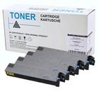 Set 4X alternatief Toner voor Kyocera Tk510 Fs-C5020