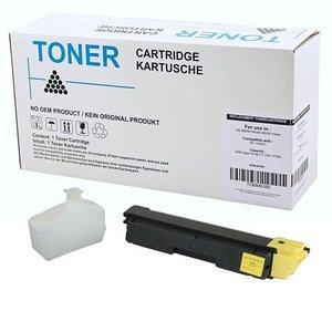 alternatief Toner voor Kyocera Tk580Y Fsc5150Dn geel