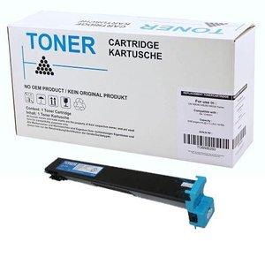 alternatief Toner voor Minolta Tn210C Tn312C cyan