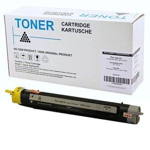 alternatief Toner voor Xerox Phaser 6300 geel