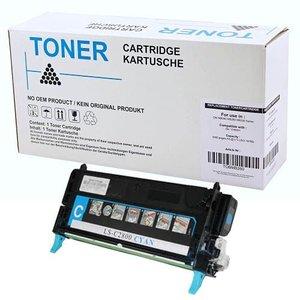 Xxl alternatief Toner voor Xerox Phaser 6280 cyan