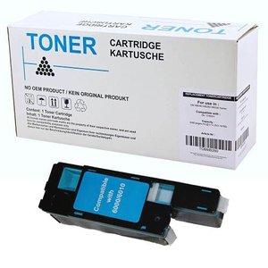 alternatief Toner voor Xerox Phaser 6000 6010 cyan