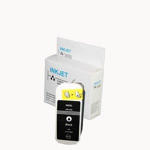 alternatief inkt cartridge voor Hp 940Xl zwart wit Label