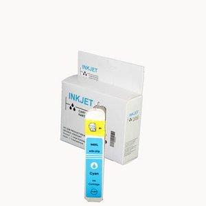 alternatief inkt cartridge voor Hp 940Xl cyan wit Label