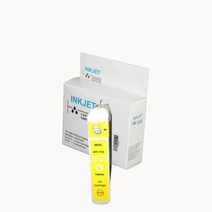 alternatief inkt cartridgee voor Hp 940Xl geel wit Label