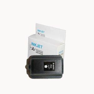 inkt cartridge compatibel voor Hp 8719E 02 363 zwart wit Label