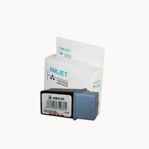 inkt cartridge compatibel voor Hp C6614 Nr. 20 High Volume 40 Ml wit Label
