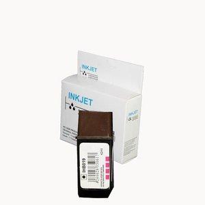inkt cartridge compatibel voor Hp C6628Ae Nr. 19 wit Label