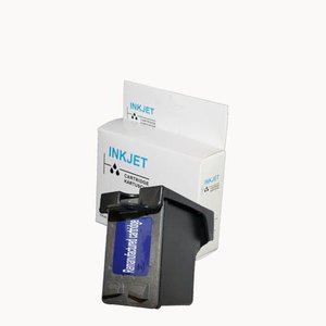 inkt cartridge compatibel voor Hp Compatible 8727 zwart (High Cap) wit Label