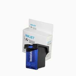 inkt cartridge compatibel voor Hp C8728A Color Nr.28 wit Label