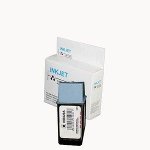 inkt cartridge compatibel voor Hp51629A Nr.29 zwart wit Label