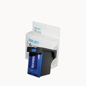 inkt cartridge compatibel voor Hp C6657A Nr.57 wit Label