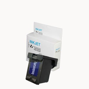 inkt cartridge compatibel voor Hp 56 zwart wit Label