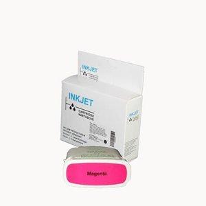 alternatief inkt cartridge voor Hp 82 magenta wit Label