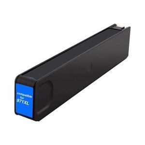 alternatief inkt cartridge voor Hp 971Xl cyan