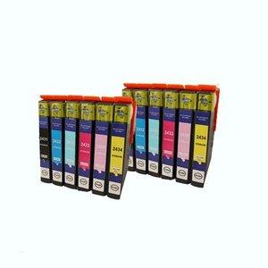 Set alternatief 12X inkt cartridge voor Epson 24Xl