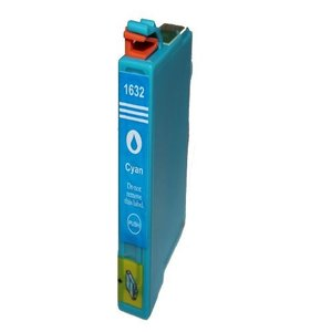 alternatief inkt cartridge voor Epson 16Xl cyan