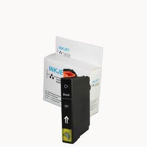 alternatief inkt cartridge voor Epson 27 27Xl zwart wit Label