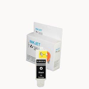 inkt cartridge compatibel voor Kodak 30Xl zwart C110 C115 C310 C315 wit Label