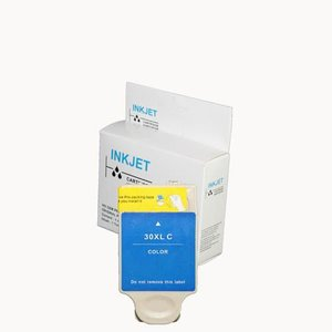 inkt cartridge compatibel voor Kodak 30Xl Color C110 C115 C310 C315 wit Label