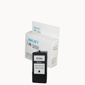alternatief inkt cartridge voor Dell M4640 zwart wit Label