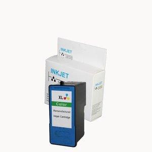 alternatief patroon voor Lexmark Nr.43Xl gekleurd wit Label