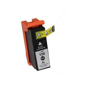 alternatief inkt cartridge voor Lexmark 150Xl zwart