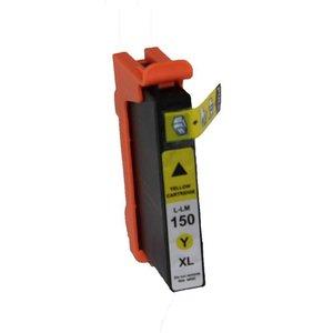alternatief inkt cartridge voor Lexmark 150Xl geel