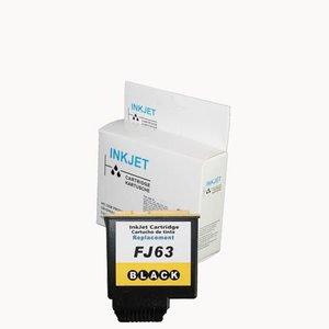 alternatief inkt cartridge voor Olivetti Fj63 wit Label